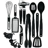KitchenAid KC448BXOBA 17-Piece Tools and Gadget Set