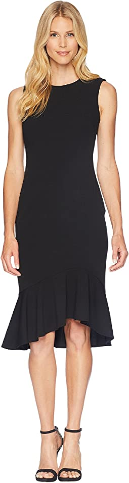 Calvin Klein Mermaid Hem Dress CD8C11NJ