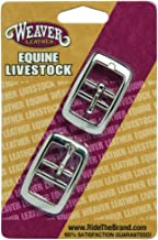 Weaver Leather Nickel Plated Z162 Buckle