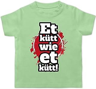 Karneval und Fasching Baby Shirtracer Baby T-Shirt Kurzarm Honigtopf