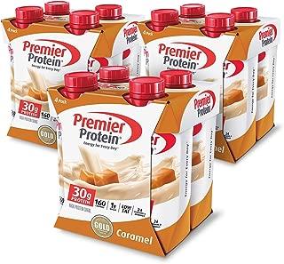 Premier Protein 30g Protein Shake, Caramel, 12 Count