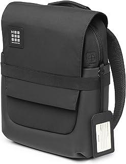Moleskine Zaino Porta PC ID Borsa PC e Tablet, Zainetto con Materiale Impermeabile Resistente all'Acqua, Nero