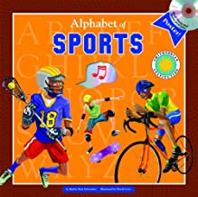 Alphabet of Sports - A Smithsonian Alphabet Book (with audiobook CD, easy-to-download audiobook, printable activities and poster) (Alphabet Books (Smithsonian))