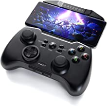 Satechi Bluetooth Wireless Universal Game Controller Gamepad - Compatible with Samsung Galaxy S10, Galaxy Note, Google Pixel, Huawei Series, HTC, LG, VR and more Android devices