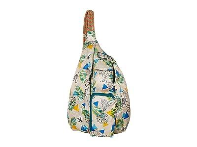 KAVU Mini Rope Pack (Mirage) Handbags