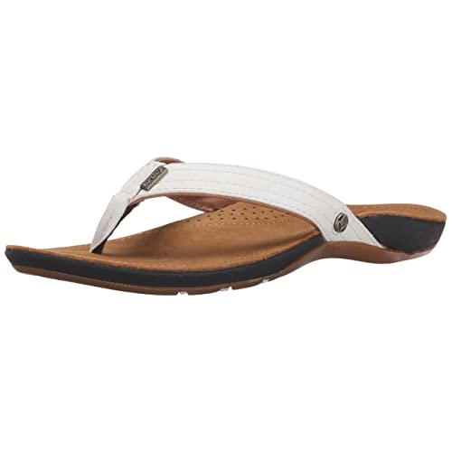 85504dc98 Women s Leather Flip Flops  Amazon.co.uk