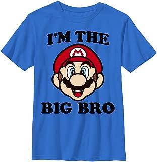 Nintendo Boys' Big Bro Graphic T-shirt