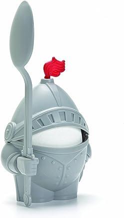 Preisvergleich für Ritter Arthur Eierbecher für Gekochtes Ei mit Löffelhalter
