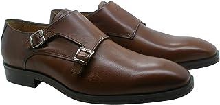 Vikatos Art Jakson - Zapatos para hombre, hechos a mano, suela de piel