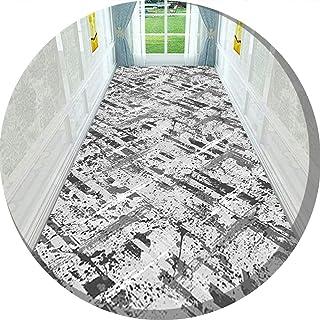 Non-Slip Carpet YANZHEN Hallway Runner Rugs Non-Slip Mat Anti-Static Machine Washable 6mm Thick Bathroom Wear-Resistant Fi...