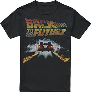 Delorean Camiseta para Hombre