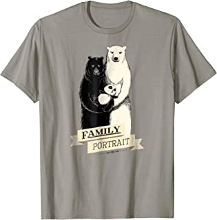 bear family t shirt