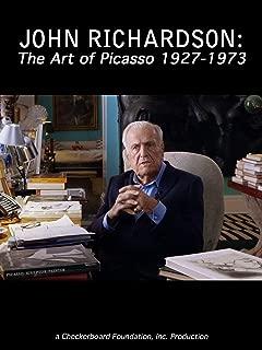 John Richardson: The Art of Picasso 1927-1973