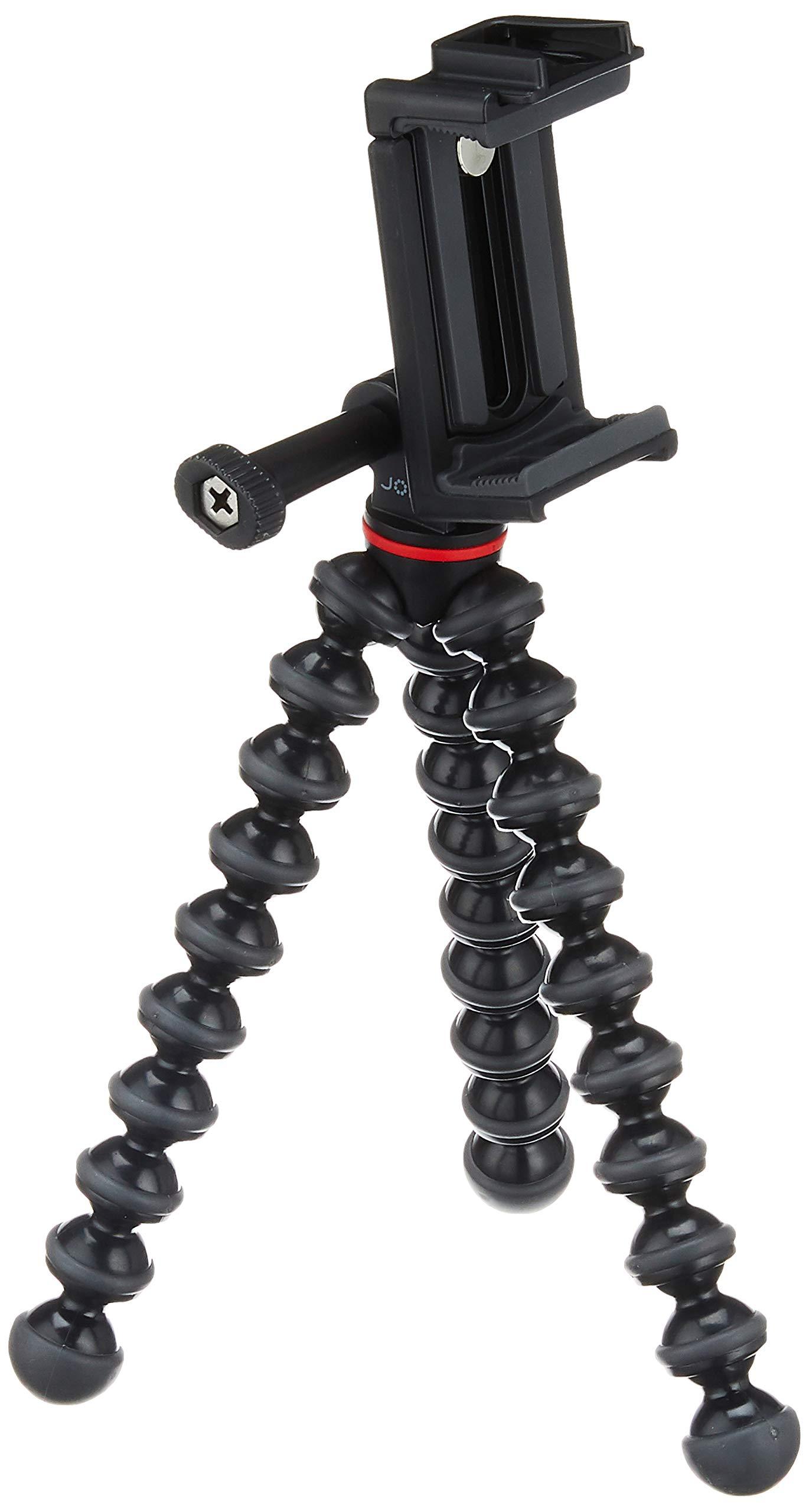 JOBY GripTight Action Kit Cámara de acción 3pata(s) Negro, Rojo ...