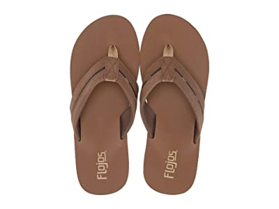 Flojos Kona (Brown/Tan) Men
