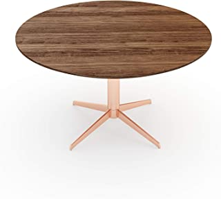 Kure Sten Coffee Table, Walnut Veneer
