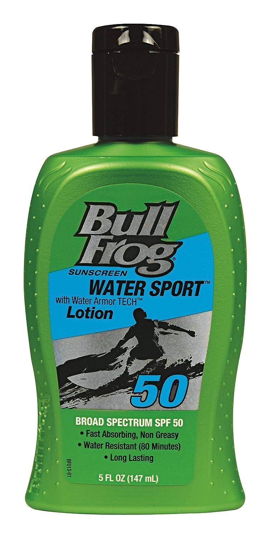 Max 48% OFF Bullfrog Sunscreen Water Sport Broad S Long Beach Mall Resistant