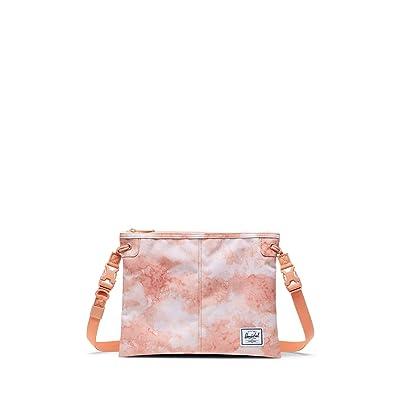 Herschel Supply Co. Alder (Pastel Cloud Papaya) Cross Body Handbags