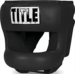 Title Face Protector Training Headgear