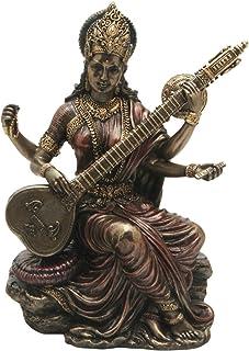 Saraswati - Hindu Goddess of Knowledge, Music & Art