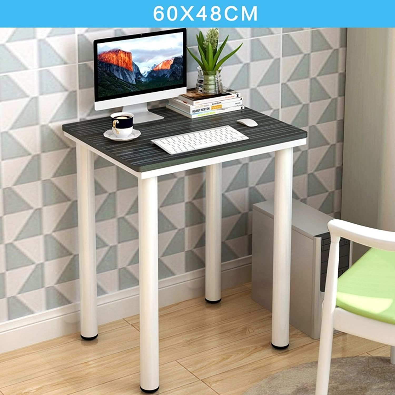 Office Computer Desk American Desk Office Furniture Multi-Functional 604872cm (color   Black)