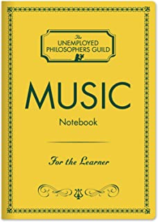 Music Composer Notebook with Sheet Music Pages - 7