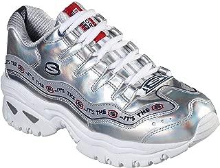 Skechers Women's Energy - Steel Wave Sneaker
