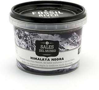Sal del Himalaya Negra Kala Namak - Caja de 6 x 120 gr