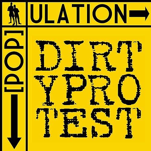 Amazon.com: Dirty Protest / Population Split EP [Explicit ...