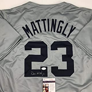 Best signed don mattingly jersey Reviews