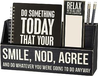Primitives Desk Organizer - Do Whatever