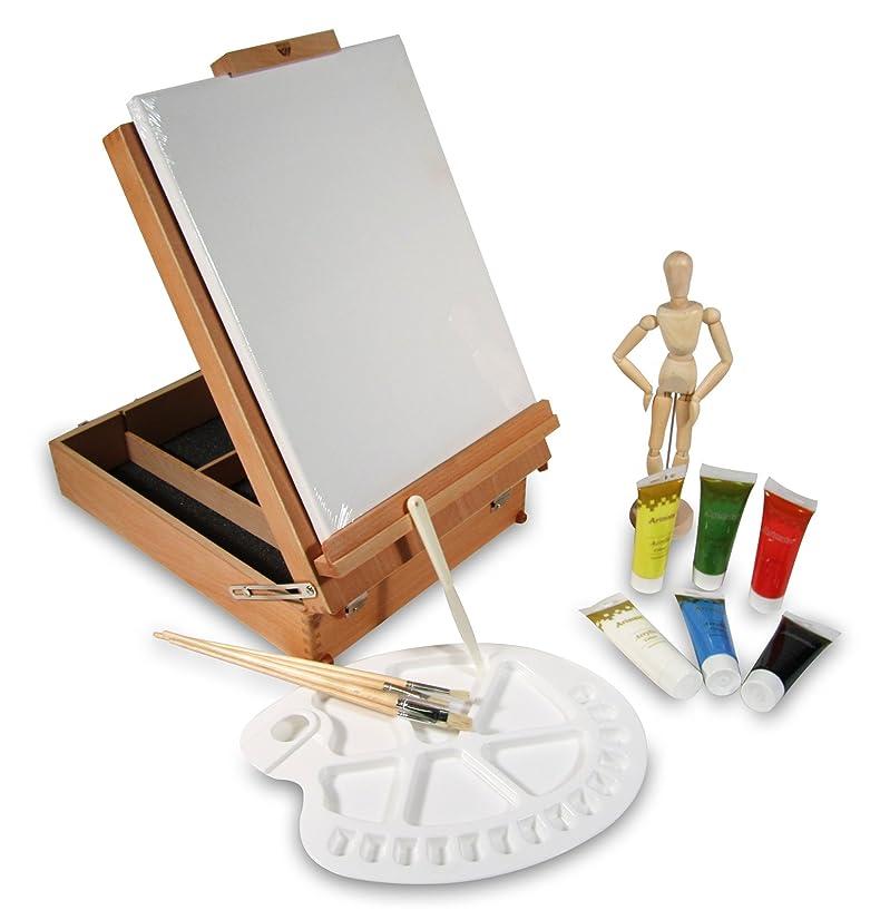 Martin Mario's Master Acrylic Paint Kit (AS-HBX-9)
