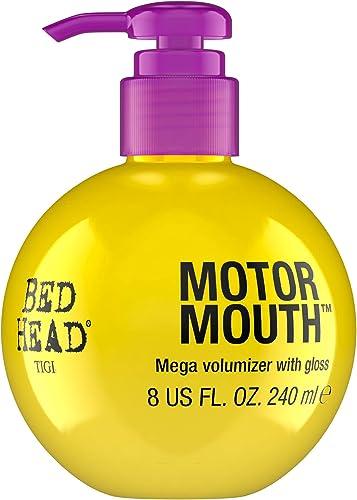 Bed Head by Tigi Motor Mouth Crème volume et brillance pour cheveux fins 240ml