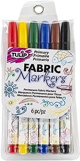 Tulip T28974 Fabric Marker 6Pc Primary