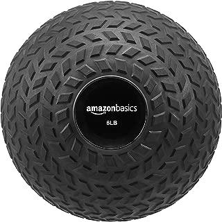 AmazonBasics Excersize Slam Ball,  Arrow Grip