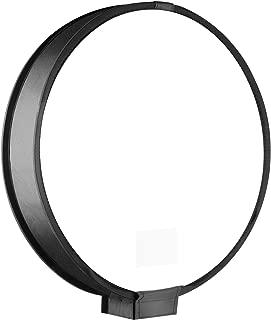 Neewer taşınabilir Round yayılmış stüdyo ışığı mini için 30cm-kamera flaş difüzör flaş için Nikon-flaş, Canon Speedlite, Vivita Flash Sunpack, Nissin, Sigma, Sony, Pentax, Olympus, Yongnuo Flash