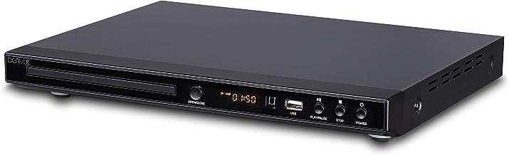 Denver DVH-1245 DVD-Player Schwarz