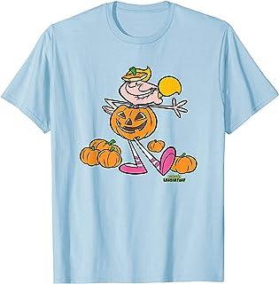 CN Dexter's Laboratory Halloween Deedee Pumpkin Costume T-Shirt