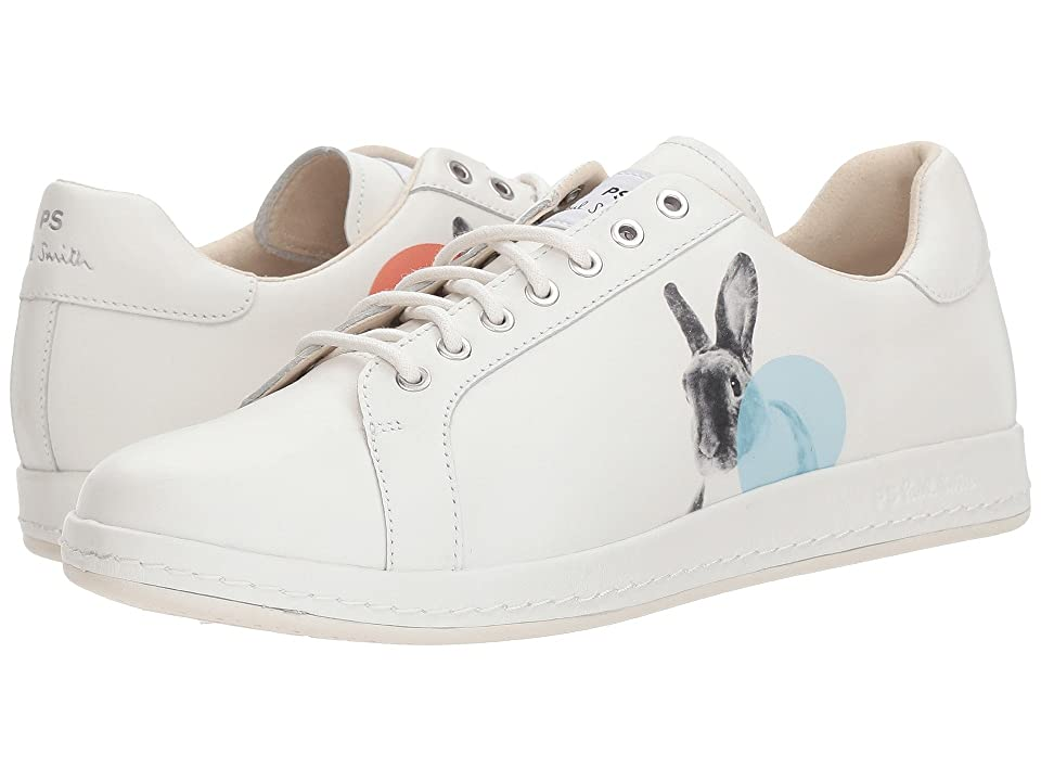 Paul Smith PS Lapin Sneaker (White 1) Women