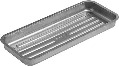 Dancook 120 130 - Kohleschale passt zu 7000 und 8100 Grills, Aluminium-Stahl.