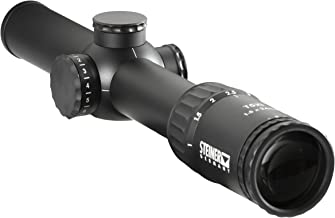 Steiner Optics T-Series Tactical Rifle Scope - Waterproof, Fogproof, Shockproof Gun Scope for Hunting or Competition