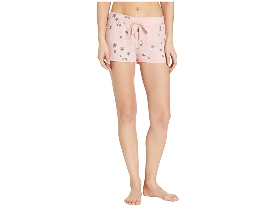 P.J. Salvage Peachy Party Shorts (Blush) Women