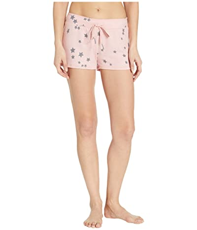 P.J. Salvage Peachy Party Shorts (Blush) Women