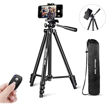 JIN Tripods Table Portable Tripod Stand for Digital Cameras Black 120mm Max Height