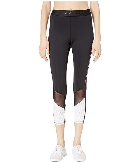 Kate Spade New York Athleisure Mesh Inset Leggings