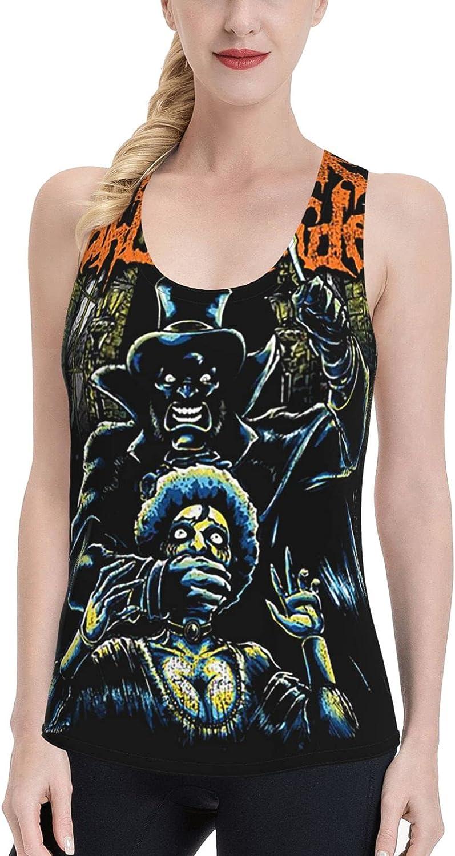 The Black Dahlia Murder Women's Vest Fashion Sleeveless Sports and Leisure Vest T-Shirt