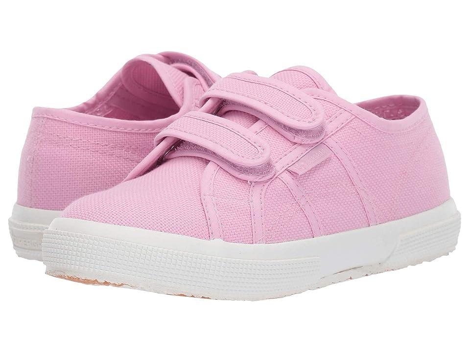Superga Kids 2750 JVEL Classic (Toddler/Little Kid) (Pink Lavender) Girls Shoes