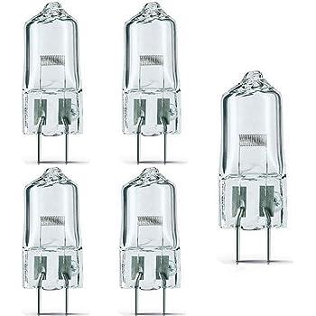 Philips 7158 150W G6.35 24V Halogen Non-Reflector Light Bulb 6I-4696-GUBD