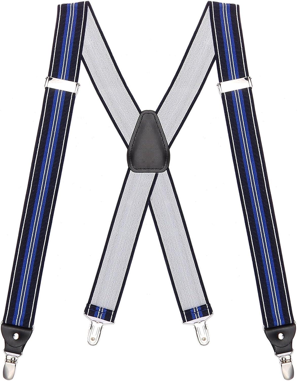 COOFANDY Men's Printed Christmas Tie Classic Silk Varsity Jacket Holiday Xmas Woven Jacquard Necktie