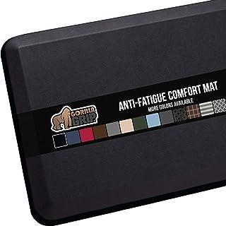GORILLA GRIP Original Premium Anti-Fatigue Comfort Mat, Phthalate Free, Ergonomical,..